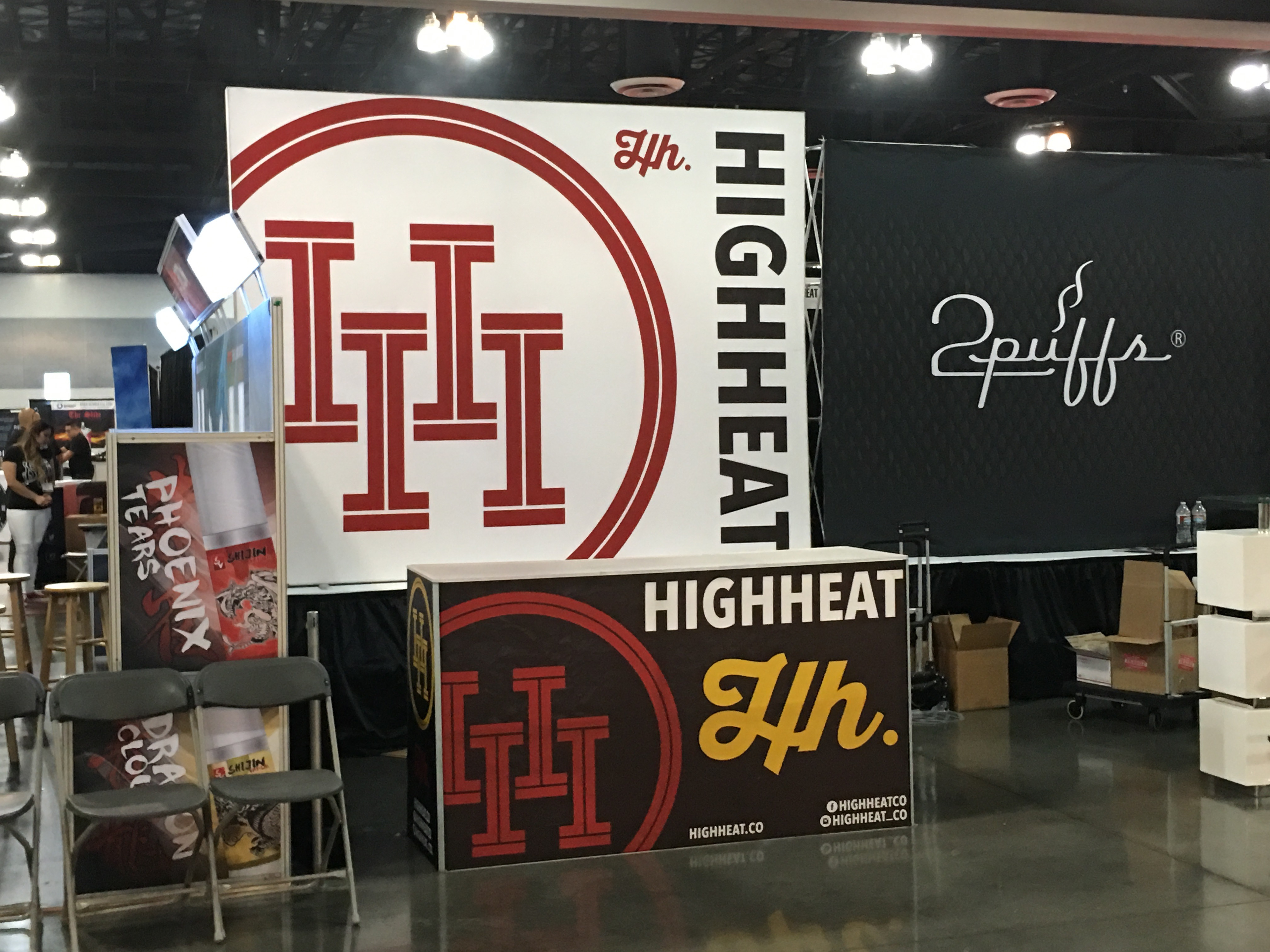 high-heat-tradeshow-booth