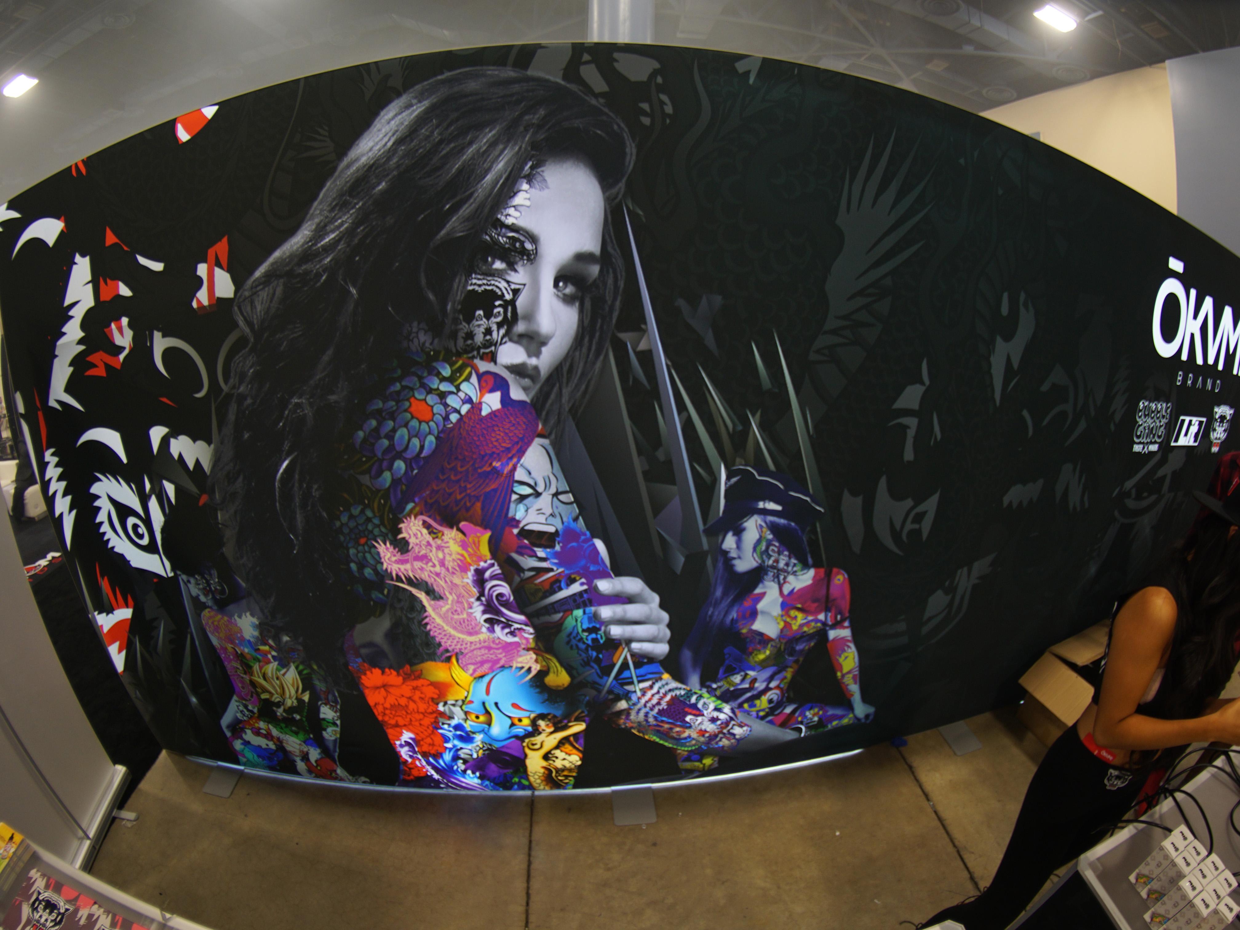 okami-tradeshow-booth