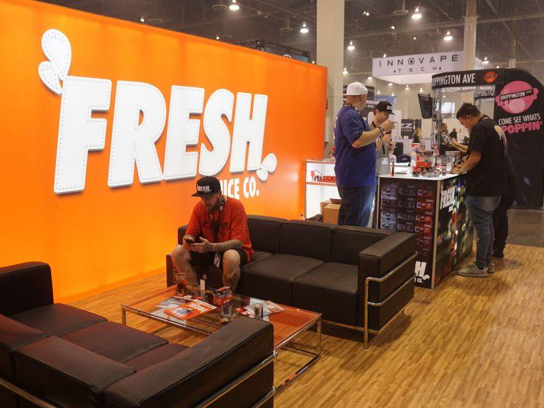 Fresh-Tradeshow-Booth