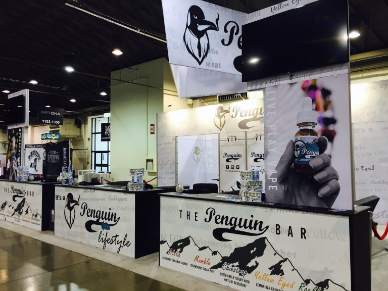 Penguin-Tradeshow-Booth-1
