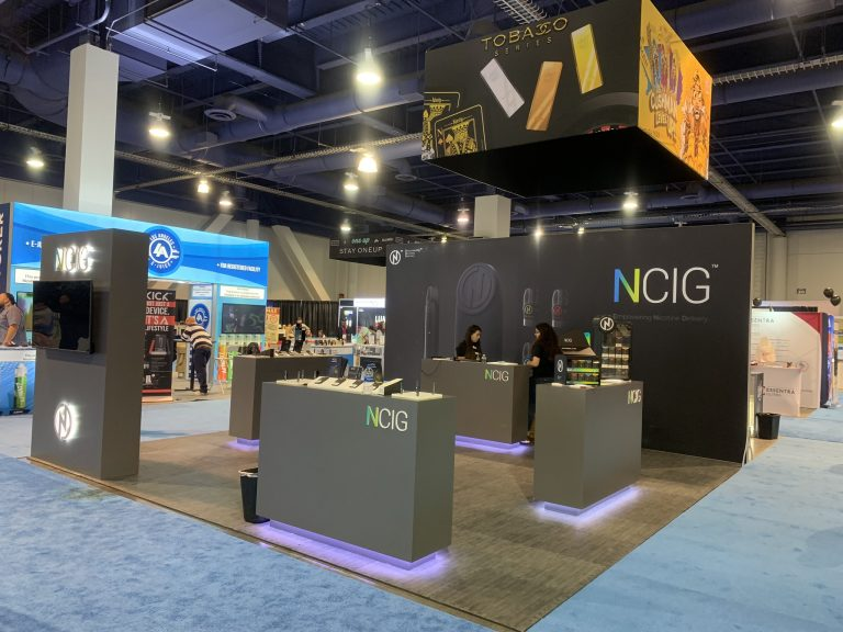 NCig at TPE Las Vegas