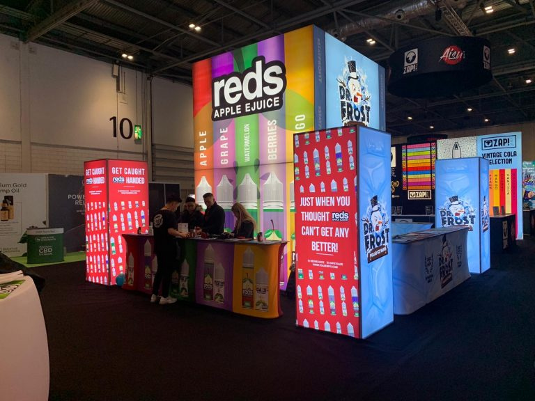 6M x6M Trade Show Booth