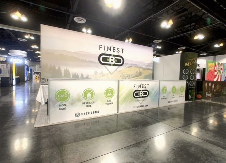 10x20 Booth