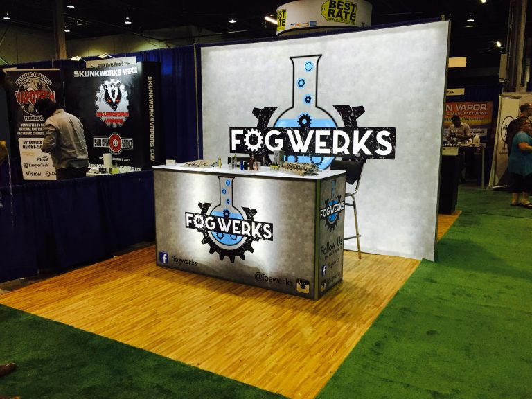 Fogwerks-Tradeshow-Booth-Backlit