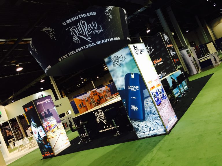 Ruthless-Tradeshow-Booth-Chicago-1