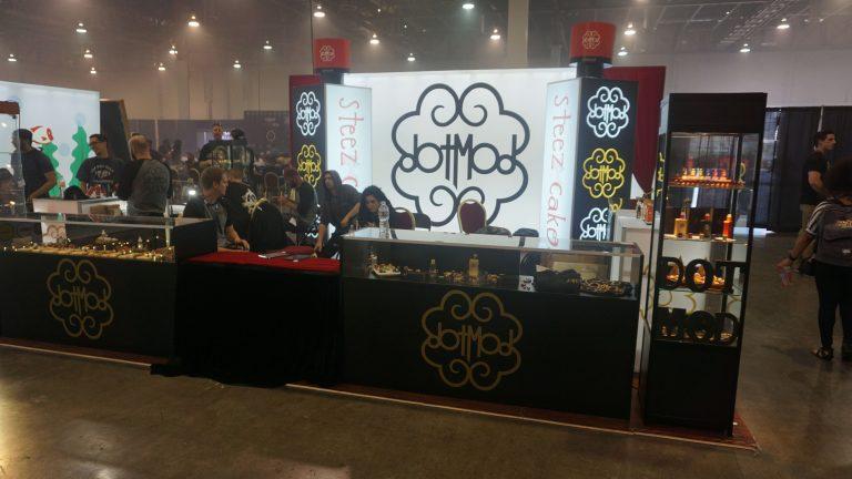 Dot Mod Tradeshow Booth