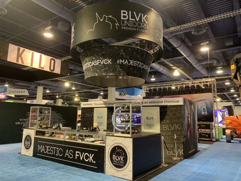 Blvk Unicorn at TPE Las Vegas