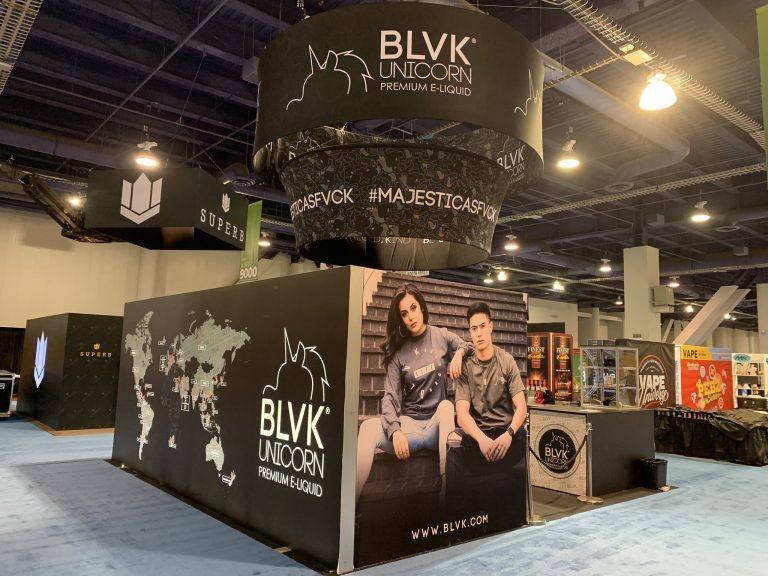 Blvk Unicorn at TPE Las Vegas 2019
