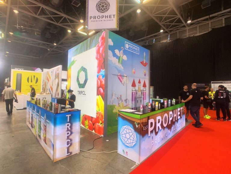 20 x 20 Booth